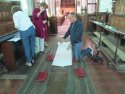 15th Sep 2019 - Brass Rubbing - The Abbot of Ramsay