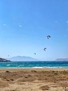 17th Sep 2019 - Four kite surfers.