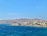 18th Sep 2019 - Mykonos coast.