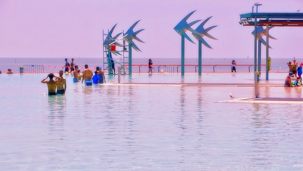 Cairns pool by maggiemae