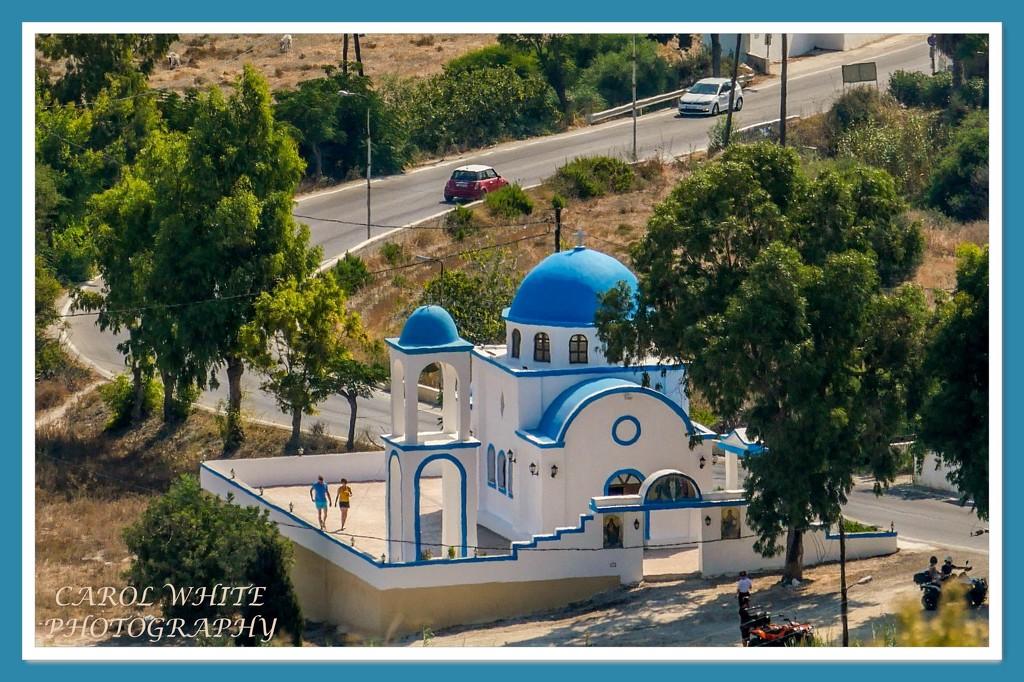 Kefalos Church,Kos by carolmw