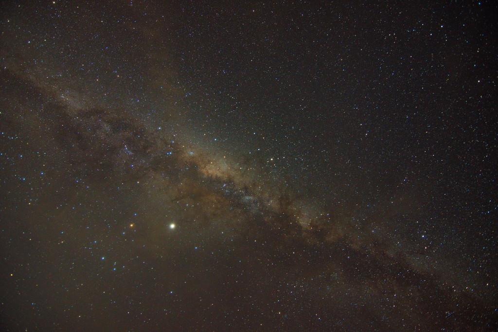 Milky Way ~ 8.58pm by kgolab