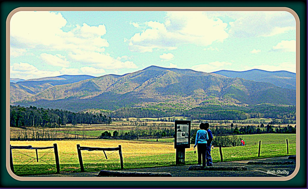 Cade's Cove, Tennessee by vernabeth