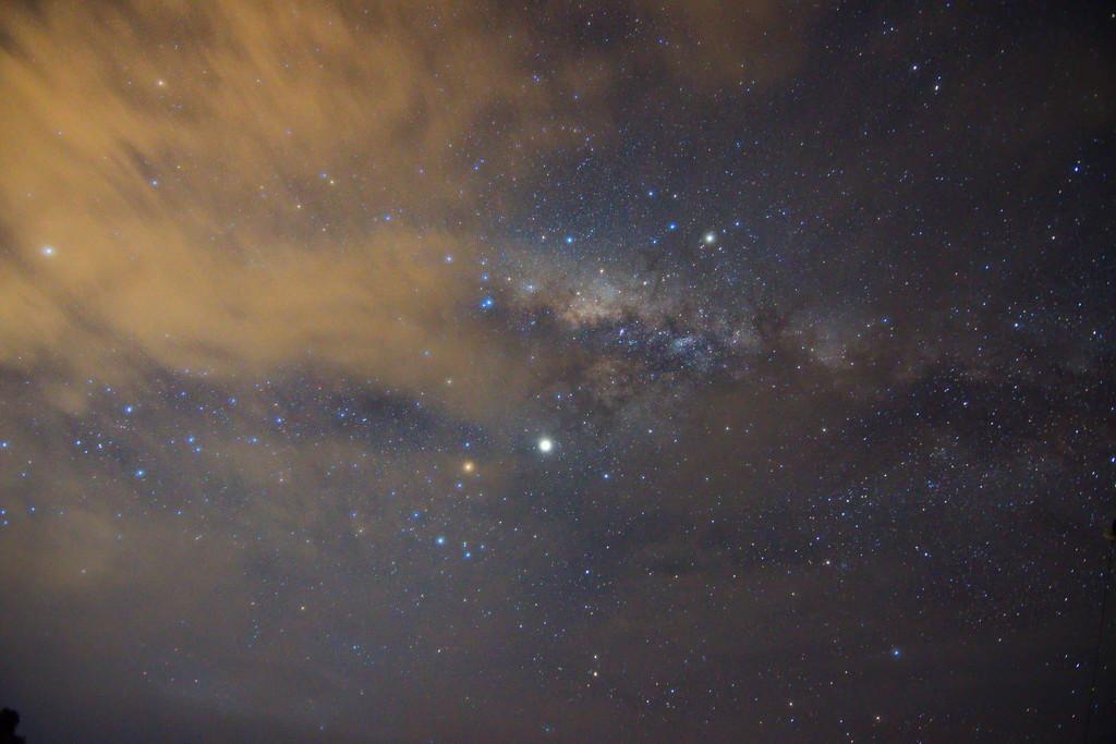Nights Sky  #1 ~ 8.48pm by kgolab
