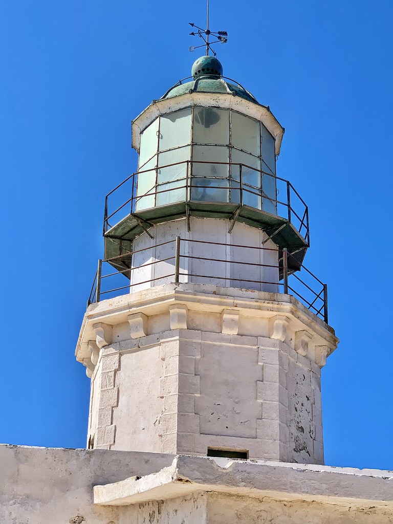 Armenistis lighthouse by cocobella