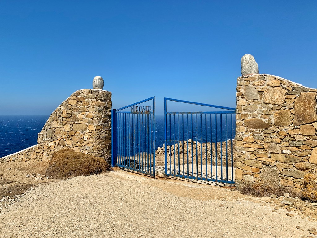 Gate to the sea by cocobella