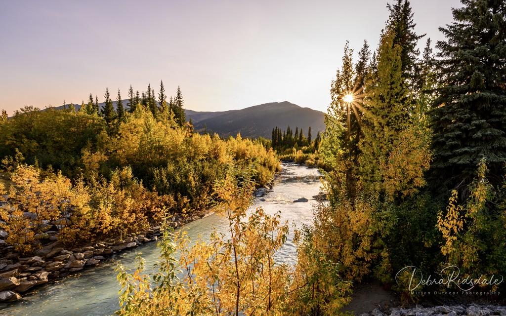 Koyakuk River by dridsdale
