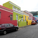 The colourful Bo-Kaap