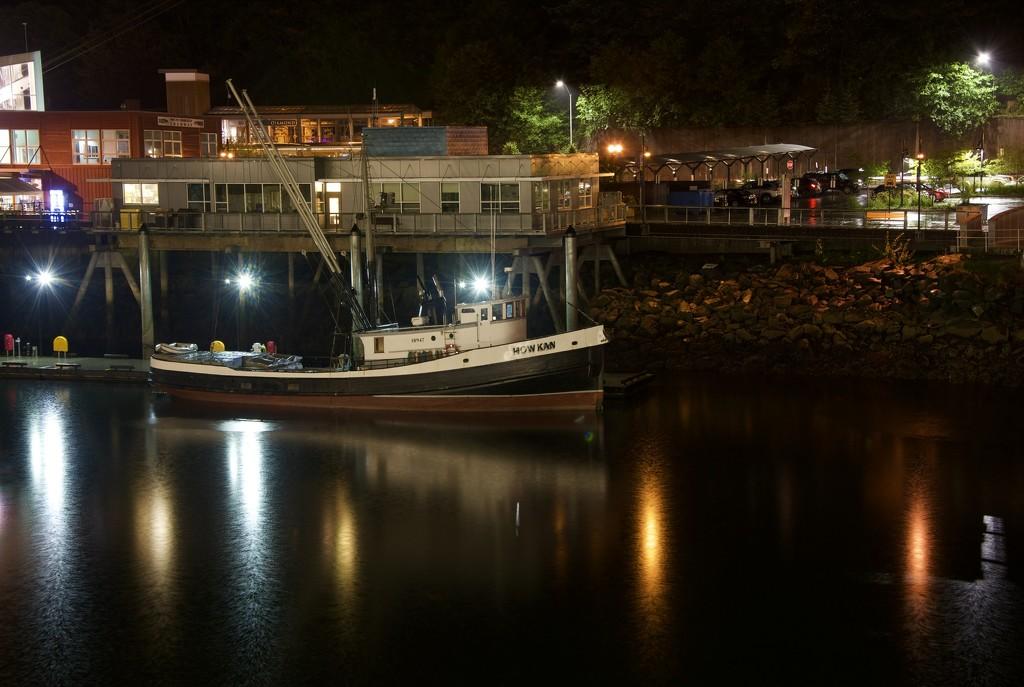Juneau Harbour DSC_8353 by merrelyn
