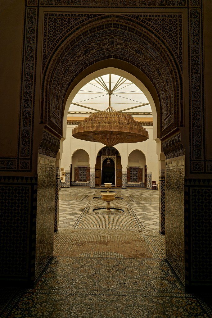 233 - Museum of Marrakech by bob65
