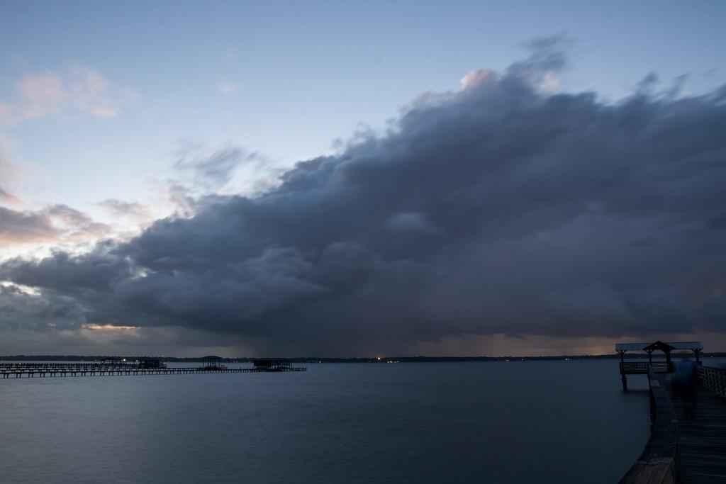 No Sunset Tonight! by rickster549