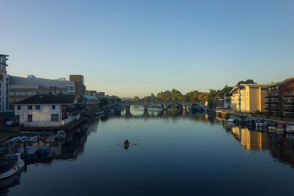 The morning row by rumpelstiltskin