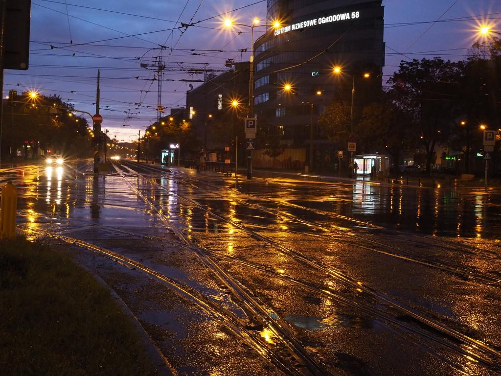 Rainy morning by haskar