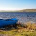 Spiggie Loch Boat