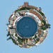 Newcastle Little Planet by onewing