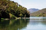 17th Sep 2019 - Mistletoe Bay reflections