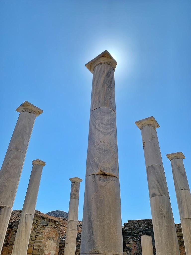 Columns. by cocobella