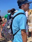 23rd Sep 2019 - Funkie bagpack.