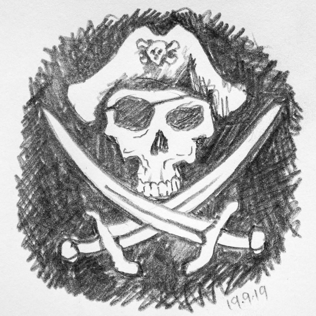Talk Like a Pirate by harveyzone