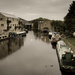The canal at Elland Bridge by peadar