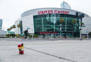 23rd Sep 2019 - (Day 222) - Staples Center