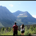 Gazing at Glacier National Park