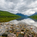 Bowman Lake in Glacier Park by 365karly1