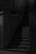 24th Sep 2019 - Night stairs