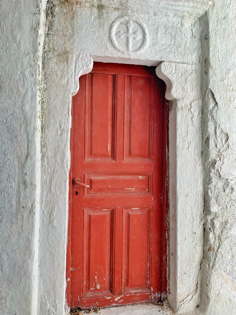 Red door.  by cocobella