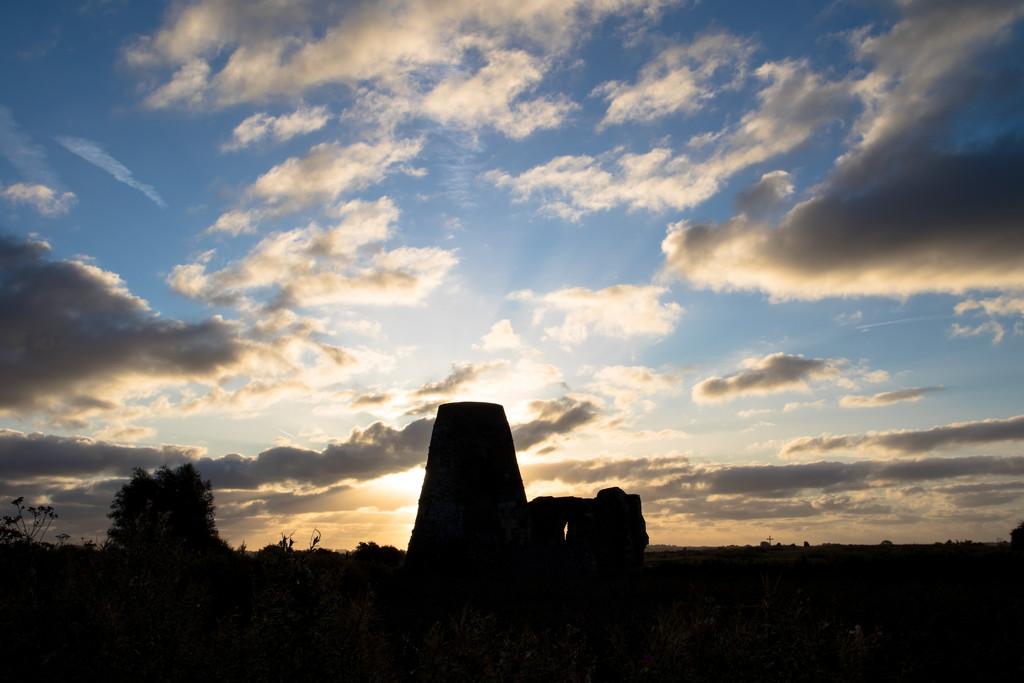 St Benet's at dawn by peadar