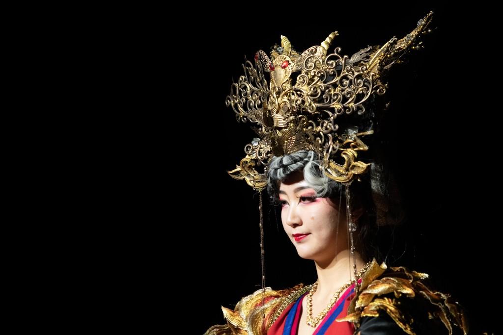 Empress Wu of Tang Dynasty by jyokota