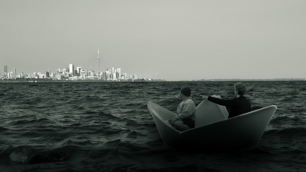 sightseeing in Toronto by fiveplustwo