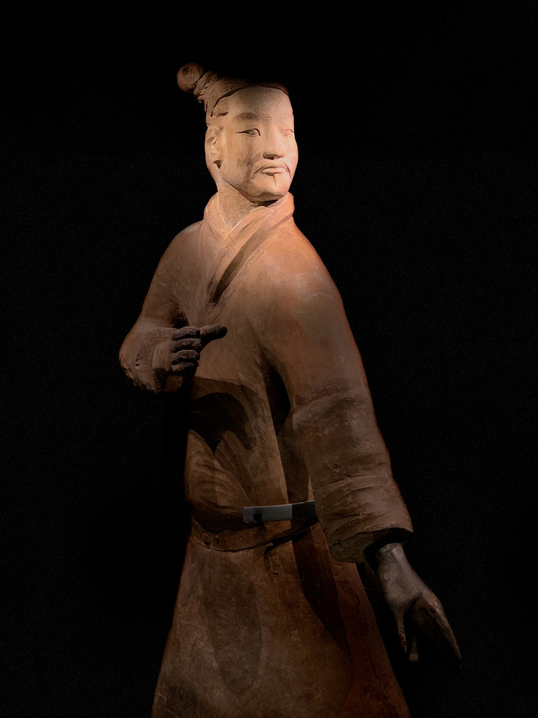 Terracotta Soldier by jyokota