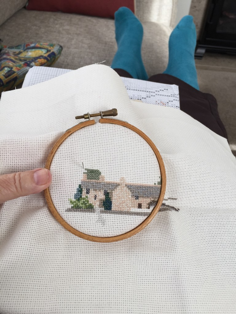 Cross Stitch by gillian1912