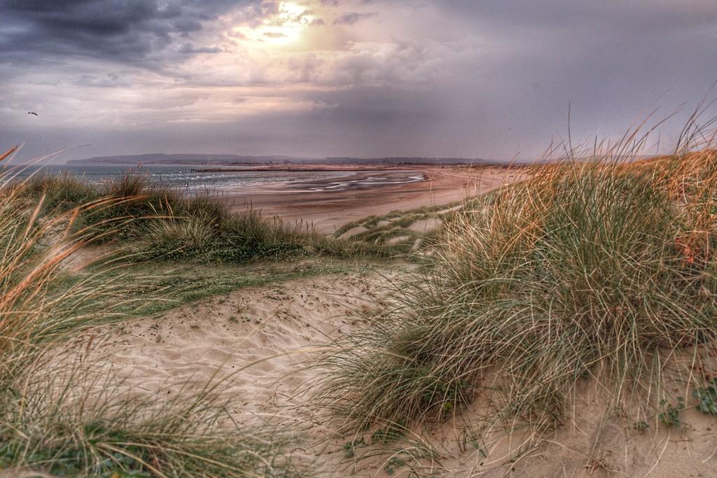 Sand Dunes by megpicatilly