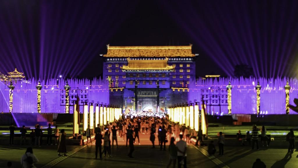 70th Anniversary of People's Republic of China by jyokota