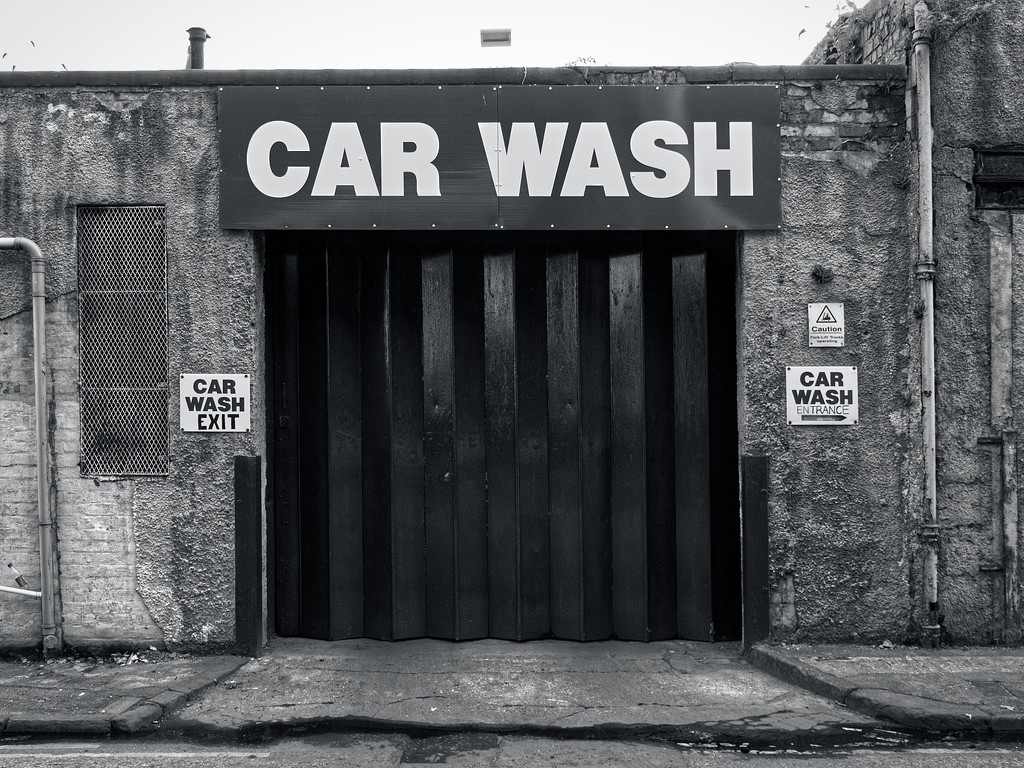 Carwash by jamesleonard