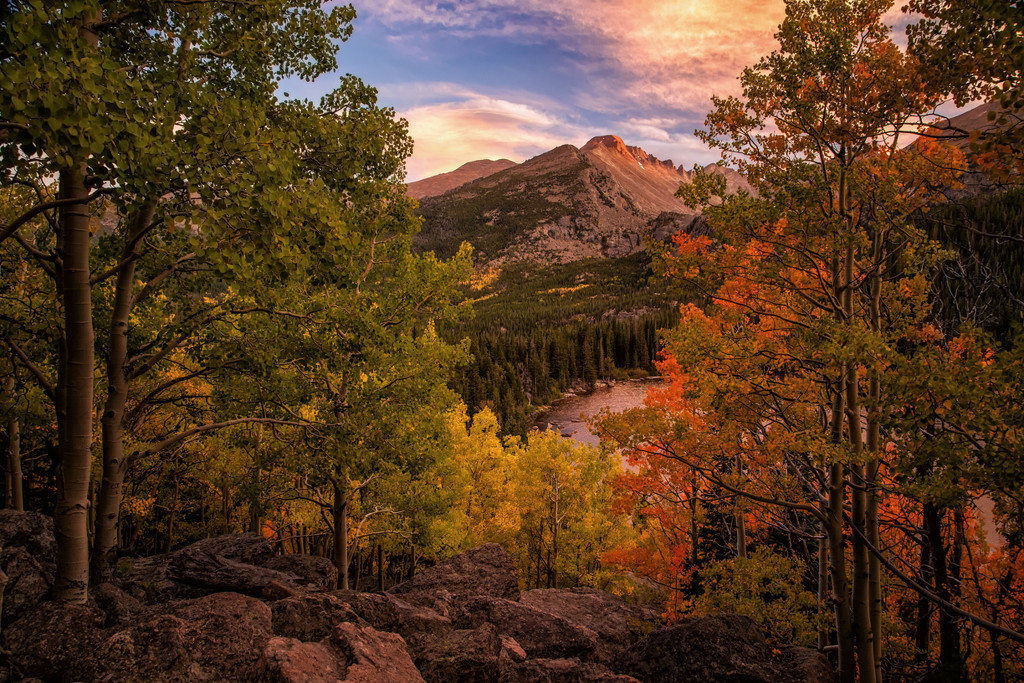 The Call of the Mountains by exposure4u