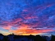 3rd Oct 2019 - Sunset.