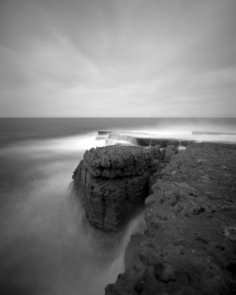 Falling tide by peterdegraaff
