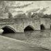 The bridge over the River Wye