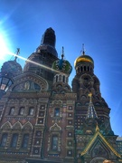10th Aug 2019 - Church of the Spilled Blood