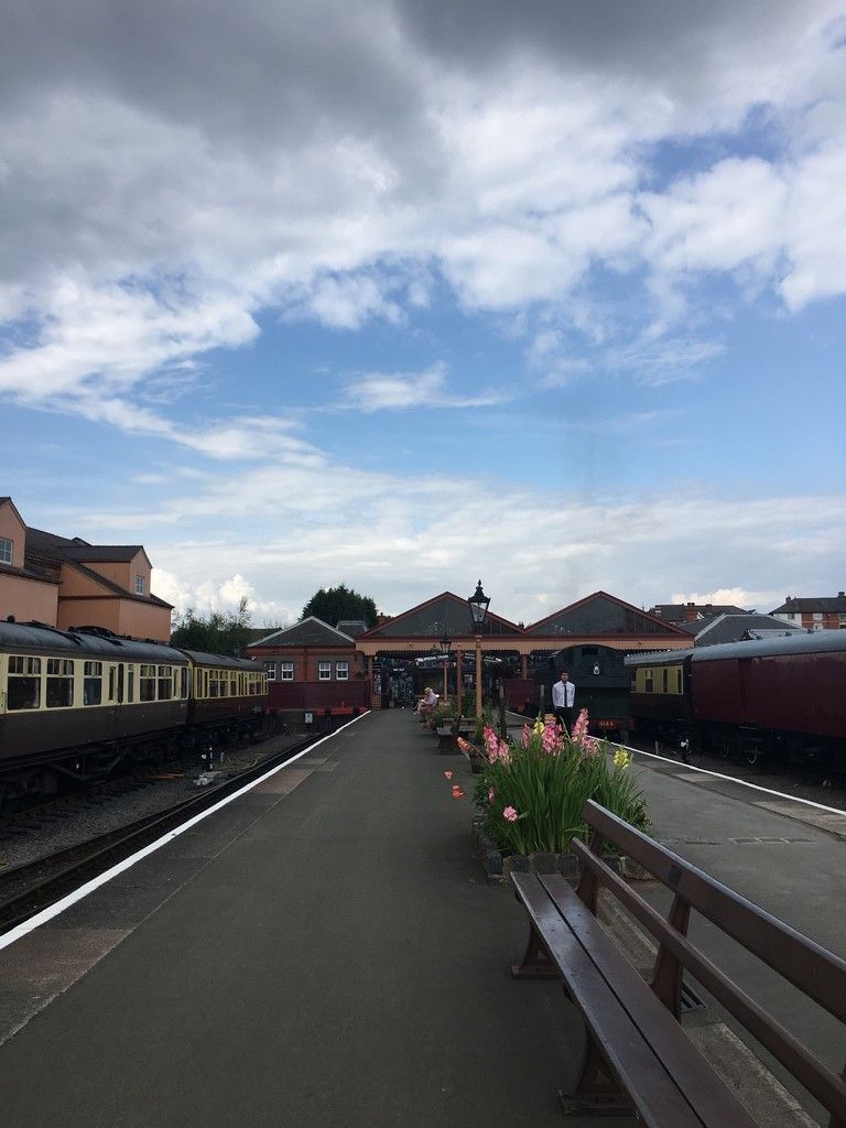 Kidderminster Station  by angiedanielle24