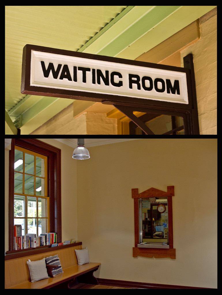 Picton -  Waiting Room by annied