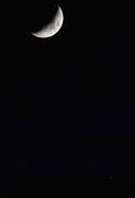 3rd Oct 2019 - 300mm - Moon and Venus