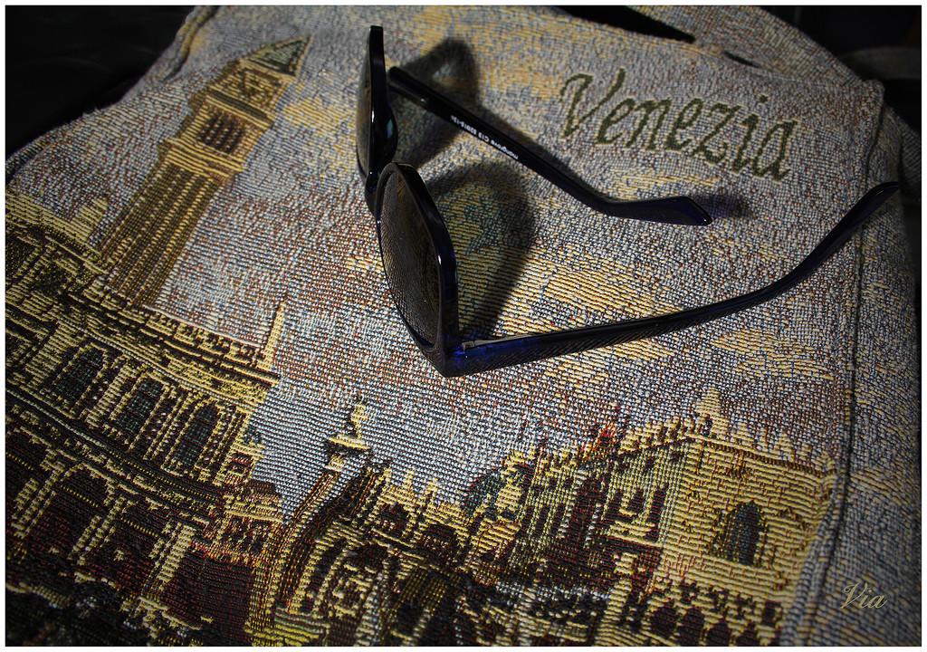 Dreaming of Venice...   (Better on black) by sdutoit