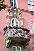 30th Sep 2019 - Ornate balcony