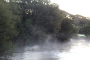 2nd Oct 2019 - misty river