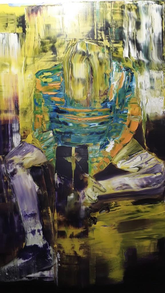 Hallucination-Kurt Cobain by blueberry1222