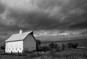 4th Oct 2019 - Barn in Black and White